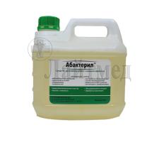 Абактерил (5 л) – дезинфицирующее средство