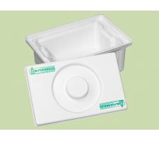 Ванночка для дезинфекции 1л (цв. белый)