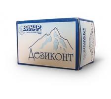 ДЕЗИКОНТ - АН (Аламинол) - полоски индикаторные, 100 тестов/уп.