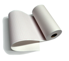 Лента из термобумаги для ЭКГ Альтоника 110x30x12, намотка наружу