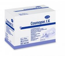 COSMOPOR I.V. - 8 х 6 см самоклеящиеся повязки для фиксации катетеров, 50 шт/уп