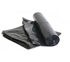 Мешки для мусора ПВД 180л