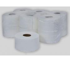Туалетная бумага в рулоне мини 120 м