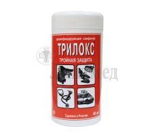 Салфетки Трилокс №40 (банка)