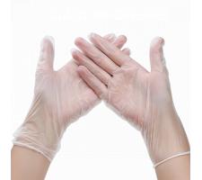 Виниловые перчатки ( китай )- 100шт\уп
