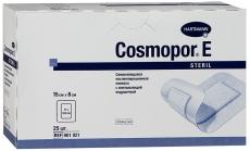 COSMOPOR E steril - 15 х 8 см самоклеящиеся послеоперац. повязки
