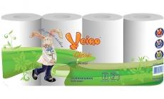 """Туалетная бумага """"LINIA VEIRO CLASSIC"""" (цв. белый) 2-сл. 8рул/уп (х6)"""