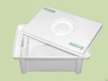Ванночка для дезинфекции 5л (цв. белый)
