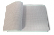 Бумага для ЭКГ SCHILLER AТ-2/CS 200 210х280х215, 70 гр/м2