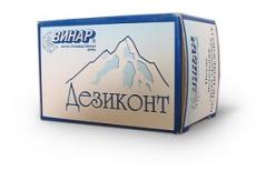ДЕЗИКОНТ - Абактерил - полоски индикаторные, 100 тестов/уп.