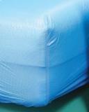 Чехол на резинке 210х90х20 см (материал п/эт)