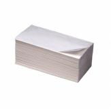 Полотенца бумажные однослойное V-сложения 250листов/уп