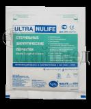 Перчатки хирург. стер. н/о ULTRA без валика с силиконовым покр. Nulife 40пар/уп р-р 8