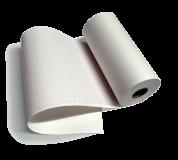 Лента тепл. регистр. для ЭКГ Bioset 3500 3-кан. 110x30x12, намотка внутрь