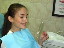 """Салфетки стоматолог.  (нагрудники) 2-х слойные """"KRISTIDENT"""""""